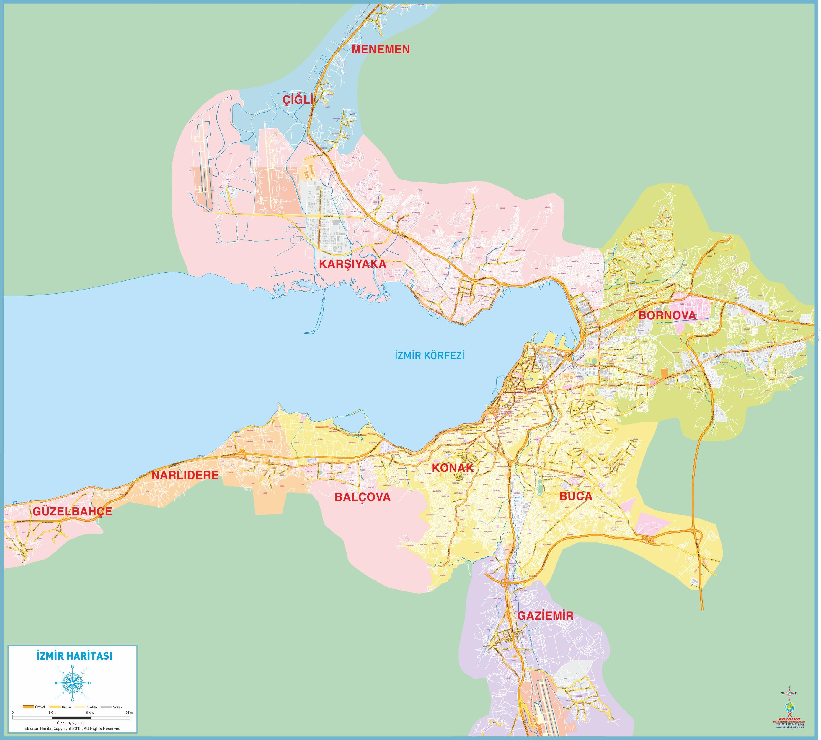 Image result for karşıyaka haritası